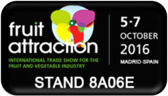 Fruit Attraction 2016 Stand 8A06E