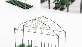 Design, Manufacture and Construction of Greenhouses